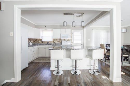 Kitchen Designs for Minimalist Interiors